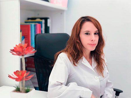 Elena Hernández Psicóloga General